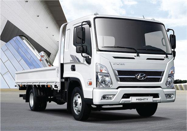 Hyundai Truck for Sale