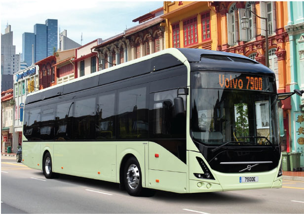 Volvo Bus for Sale